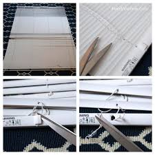 Roof Window Blinds Cheapest How To Make Inexpensive No Sew Roman Shades I Heart Nap Time
