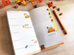 autumn writing paper fall lovely scrolling miss lily shades autumn set