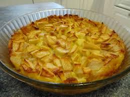 la cuisine de nelly clafoutis aux pommes la cuisine de nelly