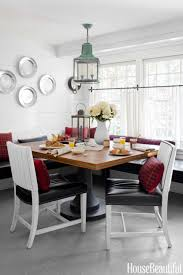 House Beautiful Dining Rooms by Cape Cod Style House Neutral Decorating Ideas