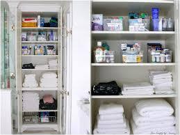 Organize Bathroom Cabinet by 147 Best Bathroom Organization Images On Pinterest Bathroom