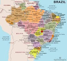map of brazil brazil political map political map of brazil political brazil