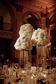 white floral cylinder vase centerpieces wedding ideas juxtapost