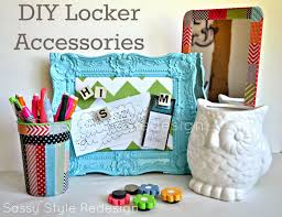 diy locker decorations hazel u0026 ruby blog