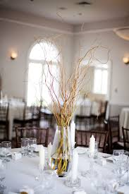 Curly Willow Centerpieces The Trouble With Table Linen The Utter Blog