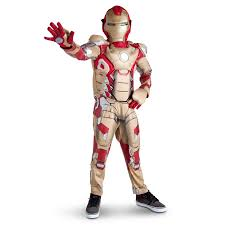 Iron Man Halloween Costume Superhero Halloween Costumes Inspired Blockbuster Films