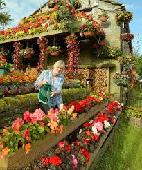 decorating home with flowers beautiful home flower gardens and incredible of small garden