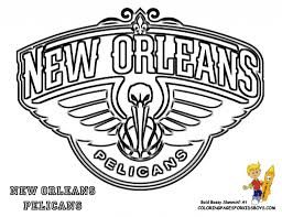 nba logo coloring pages encourage color cool coloring