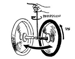 why does gyroscope levitate stumps 3 physics profs physics