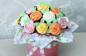 cupcake flowers cupcake bouquet recipe goodtoknow