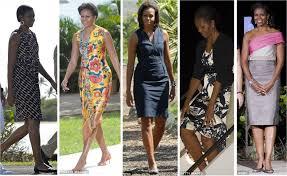 Obama Hawaii by Michelle Obama Hawaii Wardrobe Michelle Obama Hawaii Wardrobe