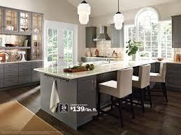 ikea kitchens designs ikea kitchen gray with ideas image 3484 iepbolt