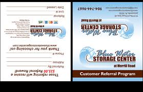 Merrill Business Cards Advertising Ideas For Folded Business Cards
