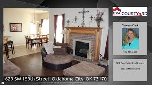 629 sw 159th street oklahoma city ok 73170 youtube