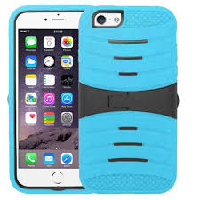 light blue iphone 5c case 7 95 hard soft arch stand high impact case for iphone 6 baby blue