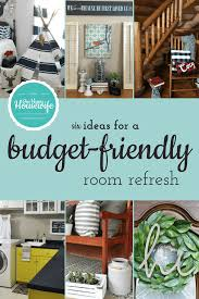 6 ideas for inexpensive room makeovers decorating on a budget budget friendly tips for giving your home a refresh