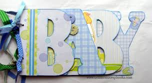 baby boy scrapbook album baby albums creative keepsakes custom scrapbooks