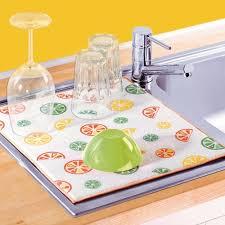 protege evier cuisine sedao vente entretien les 2 tapis d evier microfibre