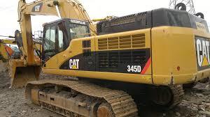 caterpillar excavator shanghai yuechao trading co ltd