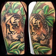 japanese tiger tattoo 50 traditional design ideas 2017