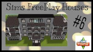 Home Design For Sims Freeplay A Sims Freeplay Mansion House Idea 6 Youtube