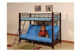 Futon Bunk Bed Frame Only Repurposed Metal Futon Bunk Bed Bed Linen Gallery