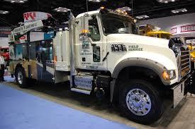 volvo mack dealer photo gallery mack trucks at the ntea u0027s 2013 work truck show
