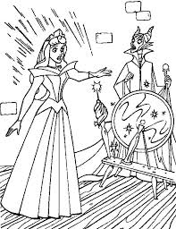 49 sleeping beauty coloring pages images
