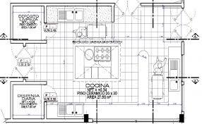 Hospital Kitchen Design Kitchen Layout Plan Dwg File