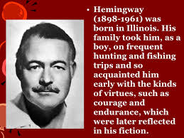 ernest hemingway life biography ernest hemingway