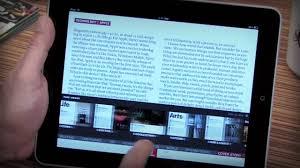 Wonderfactory Time Magazine Ipad App Demo Youtube