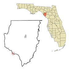 Mexico Beach Florida Map by Horseshoe Beach Florida Wikipedia