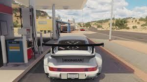 hoonigan porsche forza horizon 3 hoonigan rauh welt begriff porsche 911 turbo