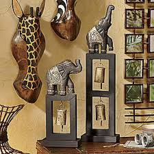 Safari Living Room Ideas Well Suited Elephant Decor For Living Room Astonishing Design