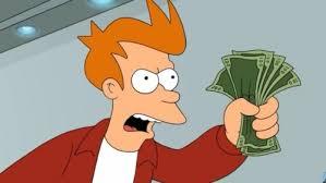 Create Fry Meme - create meme fry fry shut up and take my money futurama