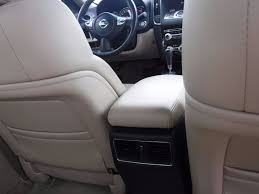 nissan maxima leather seats 2014 used nissan maxima sv navigation panoranmic moonroof