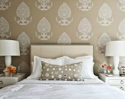 brilliant wallpaper for bedroom for home interior design ideas