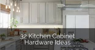 what hardware looks best on black cabinets 32 kitchen cabinet hardware ideas sebring design build