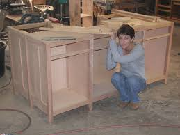 craftsman style kitchen cabinet random designs inc