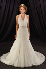 halter style wedding dresses lace wedding dresses vintage and sophisticated wedding dress