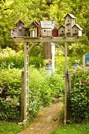 birdhouse garden arbor garden arbours arbors and birdhouse