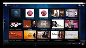 watch hgtv food network and travel channel on xbmc kodi ulive