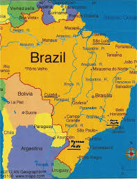 map of brazil map of brazil click to enlarge photo