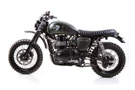 triumph motocross bike the dirt bike by british customs
