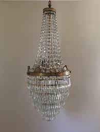 Crystal Chandelier Band Basket Chandelier Ebay