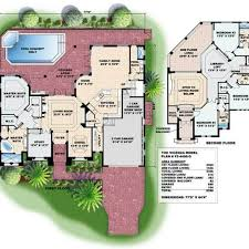 mediterranean style house plans with photos 11 mediterranean house floor plans mediterranean style house plan