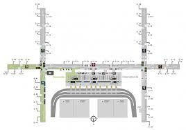 Hong Kong International Airport Floor Plan Map In Suvarnabhumi Suvarnabhumi Map Suvarnabhumi Concourse Map