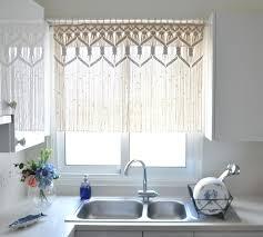 shelving room divider custom kitchen macrame curtains fiber art