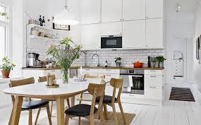 decoration de cuisine sélection de cuisines à la déco scandinave shake my