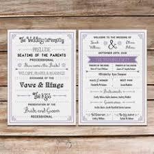 Printable Wedding Programs Templates 2 Per Page 5 X 7 Wedding Program Template Mountainmodernlife Com